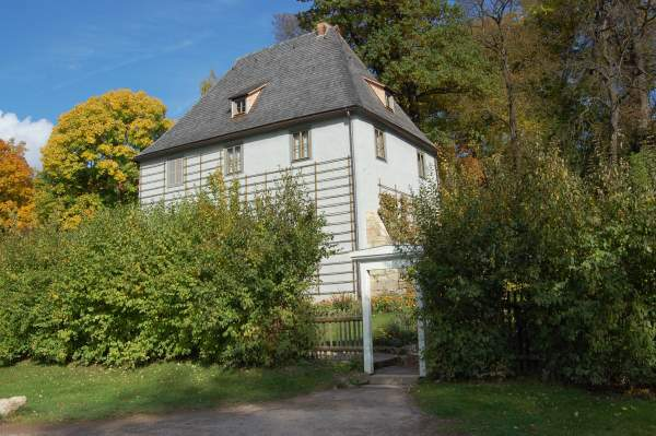 goethe gartenhaus im park an der ilm. Black Bedroom Furniture Sets. Home Design Ideas
